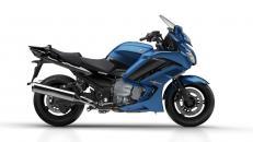 Yamaha FJR1300A, FJR 1300, cestovní, touring