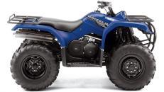 Yamaha Grizzly 350 2WD, ATV Yamaha 350 2WD, YFM 350 2WD, čtyřkolka Grizzly 350 2WD