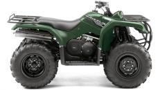 Grizzly 350 4WD, ATV Yamaha Grizzly 350 4WD, čtyřkolka Yamaha Grizzly 350 4WD