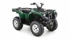 Yamaha Grizzly 550, Grizzly 550 EPS, čtyřkolka Yamaha Grizzly 550, ATV Grizzly 550