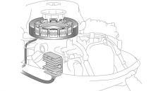 závěsný motor Yamaha F4, F5, F6
