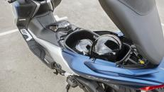 Yamaha TMAX DX, maxi skútr, Zlín
