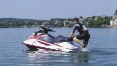 vodní skútr Yamaha VXR, sportovní vodní skútr Yamaha VXR