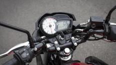 Yamaha YS125, A1, Zlín