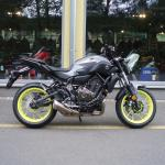 Akce motocykl Yamaha Zlín