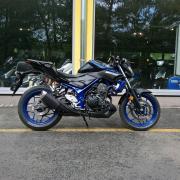 Yamaha Zlín MT-03 předváděcí