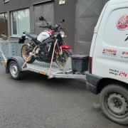 Yamaha Zlín XSR900