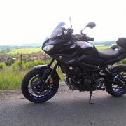 Předváděcí moto Yamaha Tracer 900