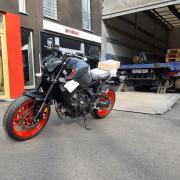 Yamaha Zlín MT09 novinka 2021