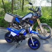Yamaha Zlín Tenere PW