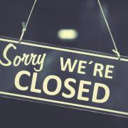 30.4. a 7.5. máme zavřeno