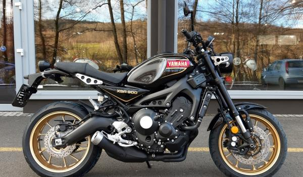 Yamaha Zlín XSR900 SP