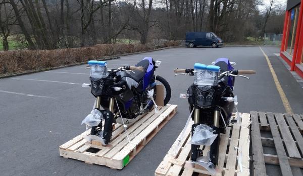 Yamaha Zlín XTZ700