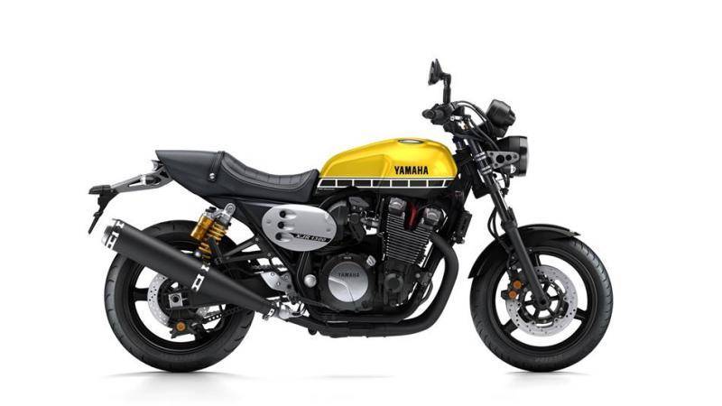 Yamaha XJR 1300, XJR. Yamaha XJR, XJR1300
