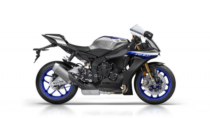 Yamaha YZF-R1M, supersport, R1M
