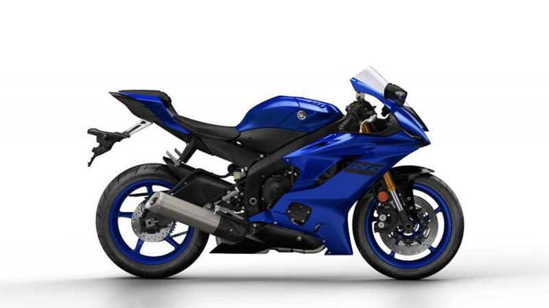 Yamaha YZF-R6, R6, supersport