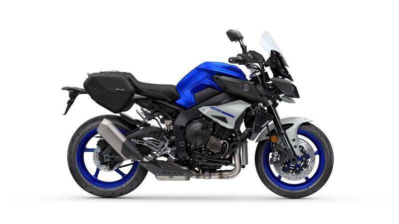 MT-10 Tourer Edition, Yamaha, Zlín, technik motosport, turistická, cestovní