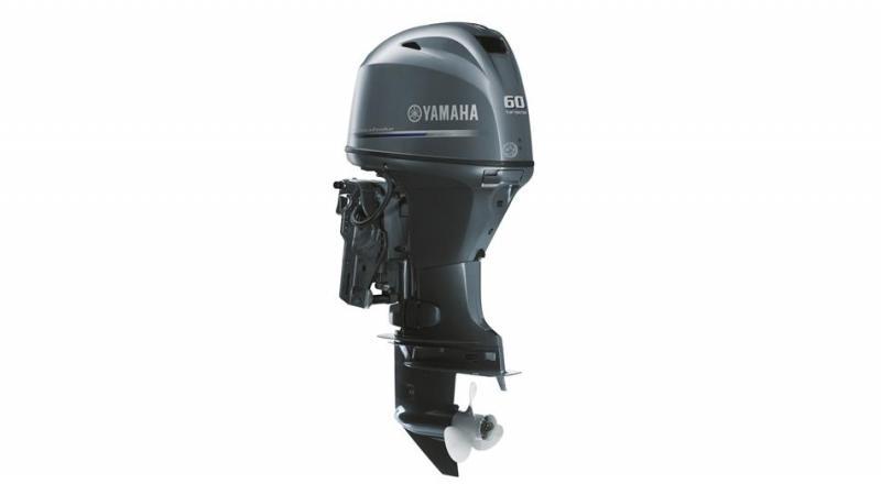 závěsný lodní motor Yamaha F50, lodní motor yamaha F60