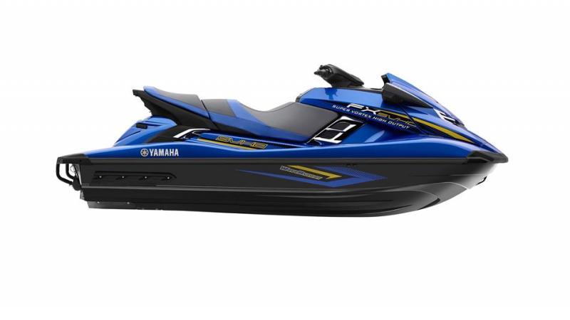 vodní skútr Yamaha FX SVHO
