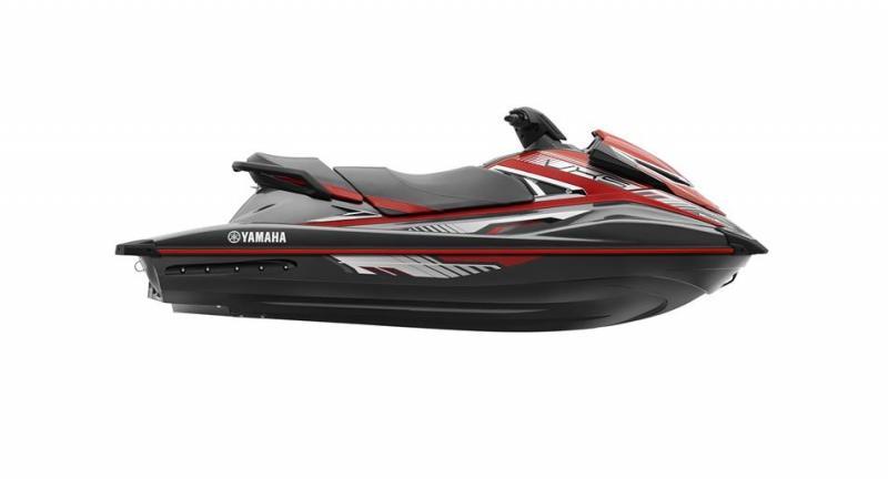 vodní skútr Yamaha VXS, sportovní vodní skútr Yamaha VXS