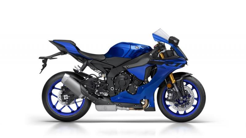 Yamaha YZF-R1, supersport, R1