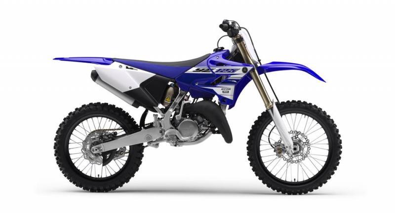 Yamaha YZ125, YZ125, YZ125LC, YZ 125,