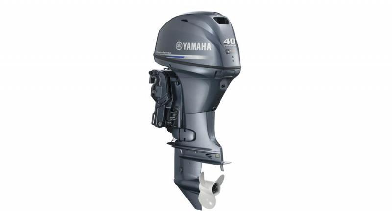 závěsné lodní motory Yamaha F40, F30, lodní motor Yamaha F40, F30