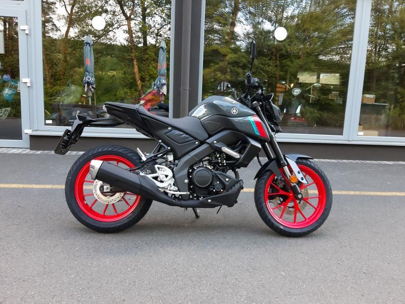 Yamaha Zlin MT125