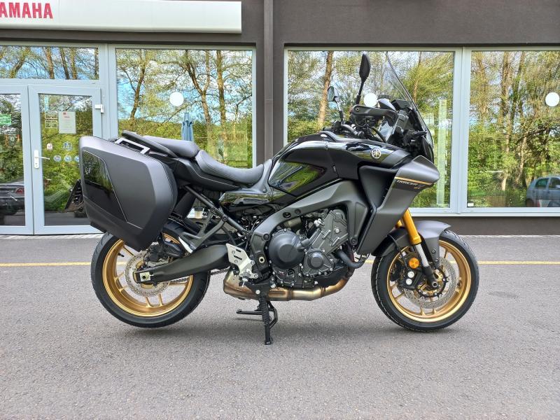 Yamaha Tracer 9 GT Technik motosport Zlín